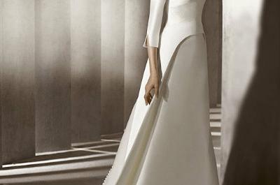 TOP10 Abiti da sposa con maniche lunghe