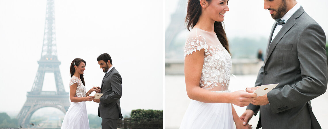 Mini Guide to a Wedding in Paris