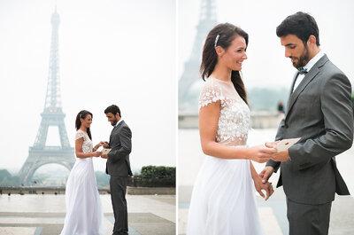 Mini Guide to a Wedding in Paris