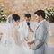 Real Wedding: La ceremonia de Tania y Goru en una hermosa playa - Foto Pepe Orellana