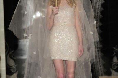 Suknie ślubne na 2014 rok: kolekcja Reem Acra