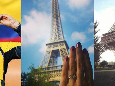 ¡Mariana Pajón se casa! Conoce todos los detalles de esta romántica unión