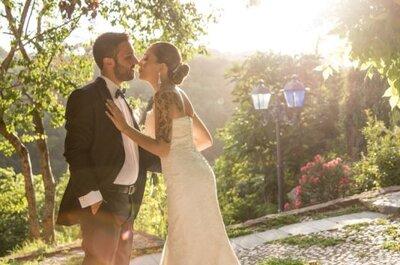8 magici scenari per un matrimonio estivo