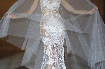 Tu sueño hecho realidad: Vestidos de novia primavera 2015 de Pronovias