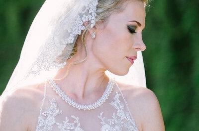 Los pasos a seguir para lucir hermosa el día de tu boda