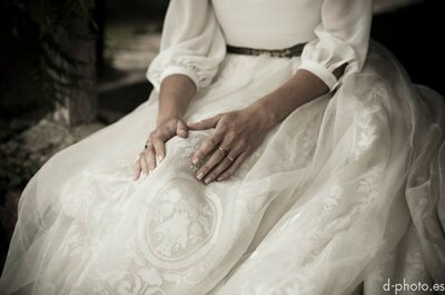 Los vestidos de novia de Sole Alonso