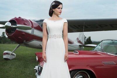 Justin Alexander 2014 – kolejna porcja kobiecości na ślub