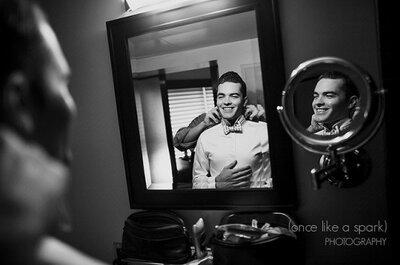 Cravate ou nœud pap' le jour du mariage ?