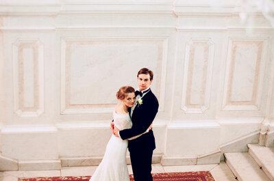 10 лучших усадеб и дворцов для проведения свадьбы в Санкт-Петербурге!