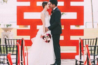 Matrimonio in stile orientale: tutta l'eleganza e la grazia del sol levante