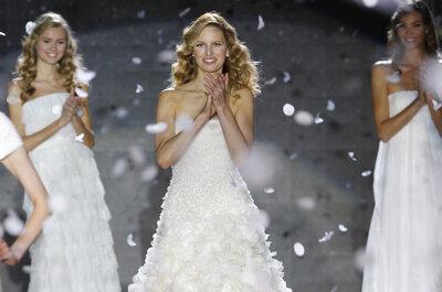 Venta exclusiva de vestidos de novia Pronovias
