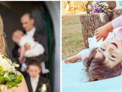 Mitten in der Hochzeitsplanung und plötzlich heißt es: schwanger! Und jetzt?