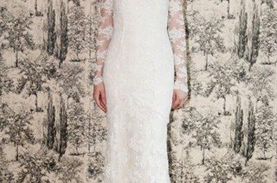 Vestidos de novia de Temperley London, colección otoño 2013