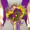 Use e abuse das cores no bouquet. Criação de Pinga Amor