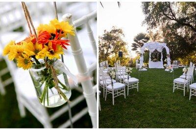 ¿Cómo decorar el altar de tu boda? 6 ideas magníficas