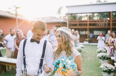 Como escolher a data do seu casamento: dicas TOP para tomar nota!