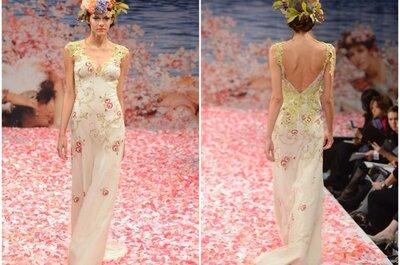 Robe de mariée de la semaine : Claire Pettibone 2013
