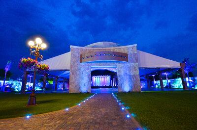 El lugar perfecto para celebrar tu boda: Jardín Eventos Amarello