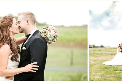 Real Wedding: Die bezaubernde Niederrheinhochzeit von Carina und Tobias