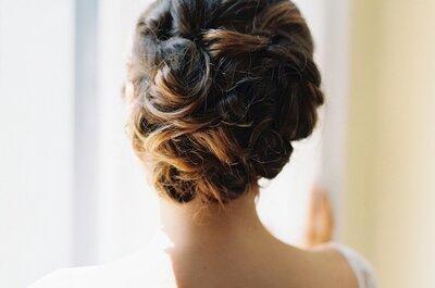 Peinados románticos para novia: Las tendencias más lindas para el 2016