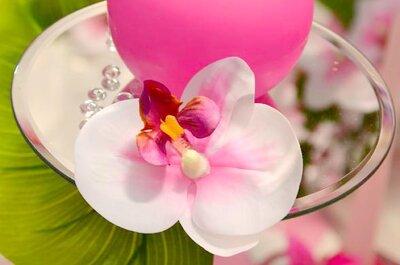 L'orchidée pour votre décoration de mariage, la touche d'élégance selon Decodefete