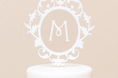 Tolle Ideen für kreative Hochzeitstorten-Figuren! Das gewisse Etwas auf der Spitze süßer Kunstwerke