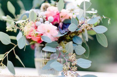 Hochzeitsdekoration und Floristik? Wie soll diese aussehen für die Traumhochzeit von Teresa und Mirko?