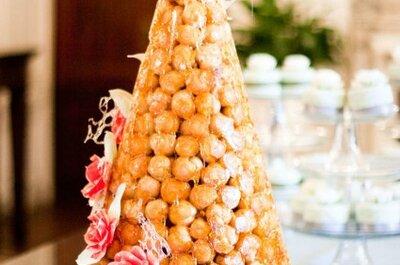 Piętrowe torty na wesele