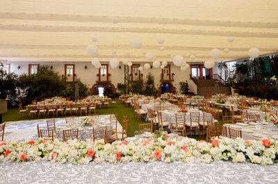 Organiza tu boda en el Estado de Mexico en la mágica Hacienda San Andrés