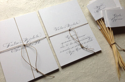 13 idee creative per organizzare un matrimonio da far invidia a Pinterest