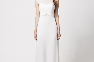 Die 30 schönsten Brautkleider für große Bräute!