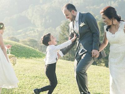 10 Zeichen, die verraten, ob Ihr Ehemann ein guter Vater wird