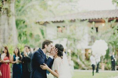 Cómo organizar una boda en 3 meses: 6 pasos para aprovechar el poco tiempo que tienen