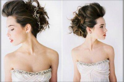 20 neuen Brautfrisuren-Trends!