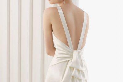 5 raisons de porter une robe de mariée à dos nu !