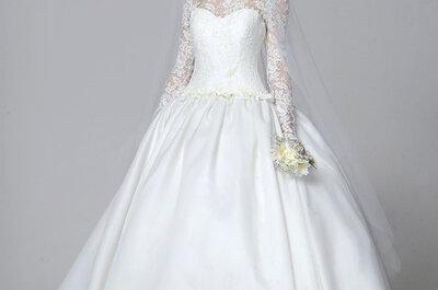 Außergewöhnliche Brautkleider von Marchesa aus der Kollektion 2013