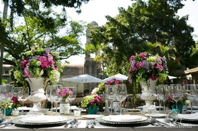 A perfect destination wedding with the 15 best wedding planners in Mexico