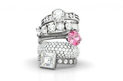 21DIAMONDS ti offre un'ampia collezione di gioielli personalizzati per il tuo matrimonio