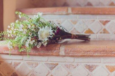 Les 7 plus belles tendances florales pour les mariages en 2015 : La magie comme mot d'ordre
