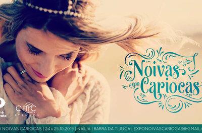 Expo Noivas Cariocas no Rio: evento traz diversão aliada à organização do casamento!