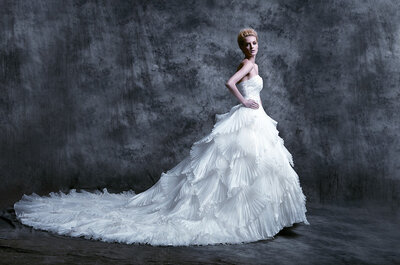 Unielle Couture - Spectaculaire nieuwe collectie bruidsjurken