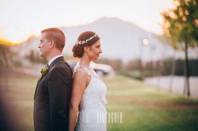 Detalles para recordar: la boda de María y Sergio