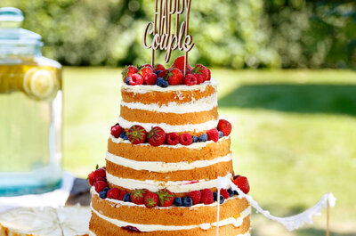 5 heerlijke en originele desserts voor je bruiloft!