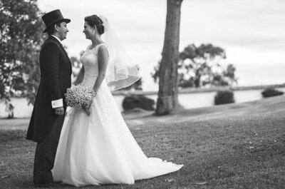 Cristina y Luis Eduardo, la historia de la princesa y el príncipe azul