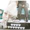 Decoraciones originales para el coche de los novios - Foto Erin Hearts Court