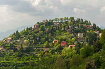 Scopri le location per matrimoni più belle di Bergamo