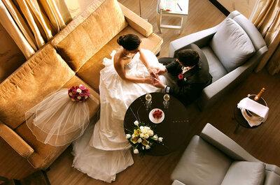 Los 7 mejores hoteles de bodas en Miraflores. ¡Recepción de matrimonio de lujo!