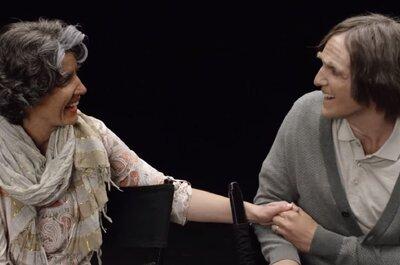 Hält die Liebe auch im Alter? Ein Brautpaar hat es getestet, sehen Sie 100 Jahre Ehe im Zeitraffer!
