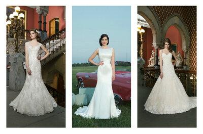 Najnowsza kolekcja sukien ślubnych Justin Alexander. Zmysłowość na 2014 rok