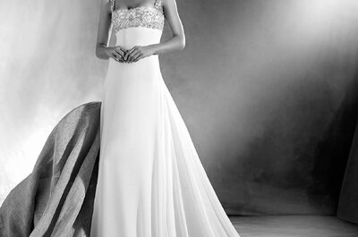 Vestidos de novia Pronovias 2017: Diseños de ensueño para novias reales